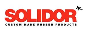 Solidor   terrasdragers, spuitgieten, kunststof profielen, rubbers, rubbertegels, dakrubber, rubber matten,